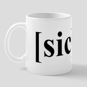 [sic] Mug
